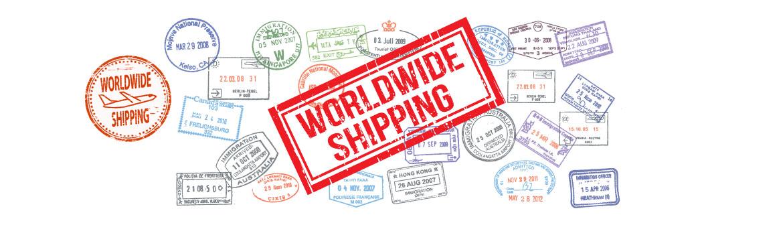 Worldwide-shipping