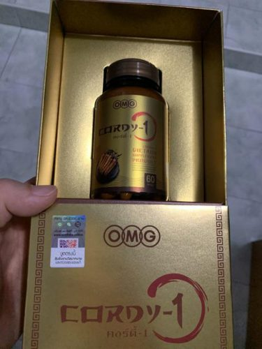 OMG Cordy-1 Premium Grade (60 capsules) photo review