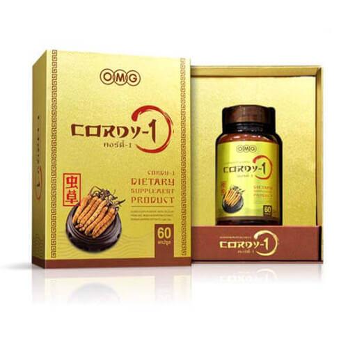 OMG-Cordy-1 capsules